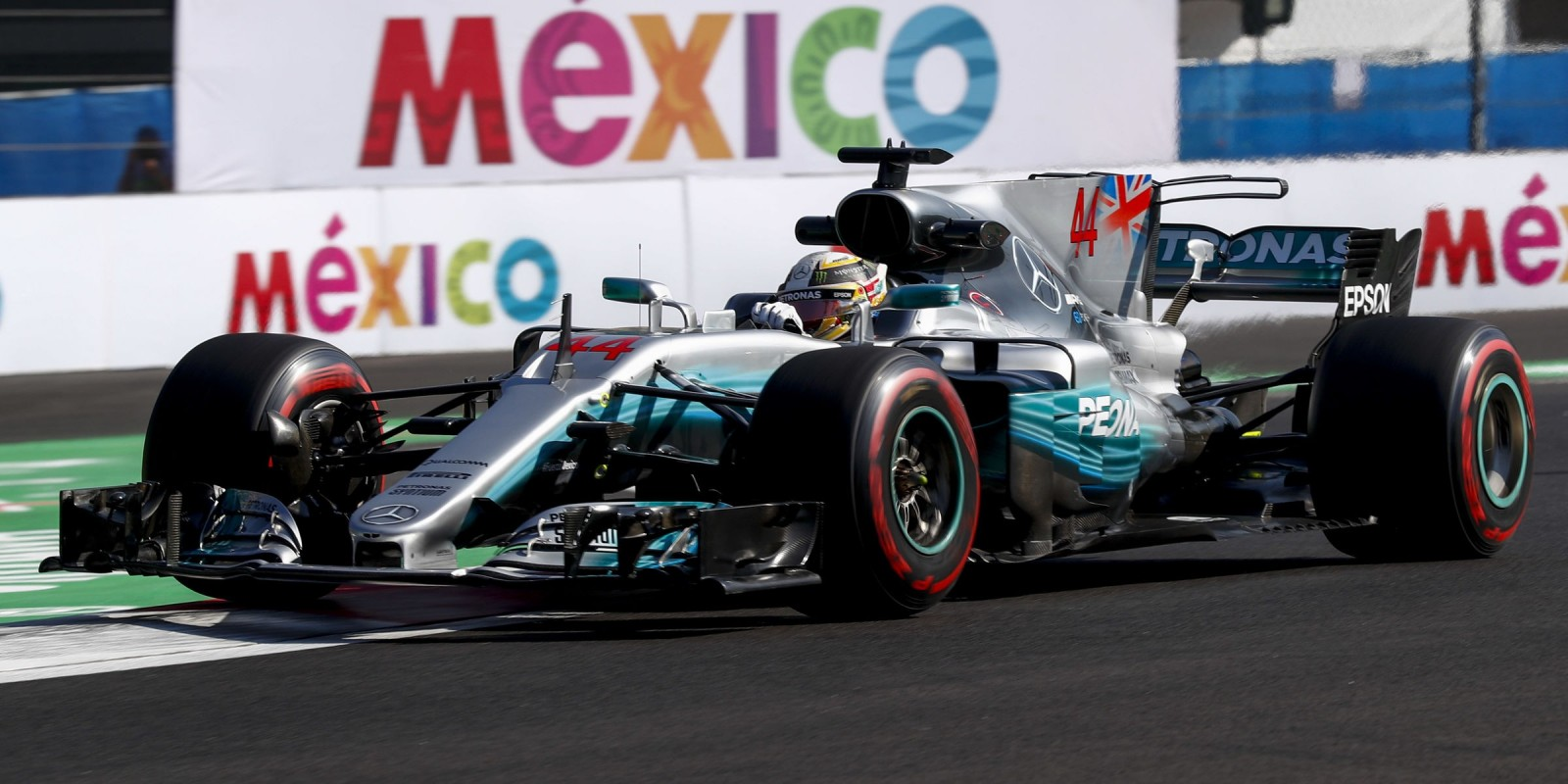 Saturday images from the 2017 Mexican Grand Prix