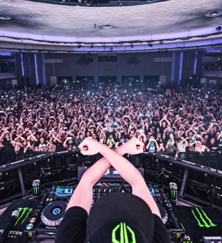 Excision live image to be used for web, social and retail displays